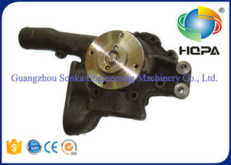 Casting Iron Excavator Hydraulic Parts R14884090 Water Pump Standard Size
