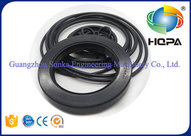 Professional Customized Excavator Seal Kits High Stable With HNBR VMQ Materials