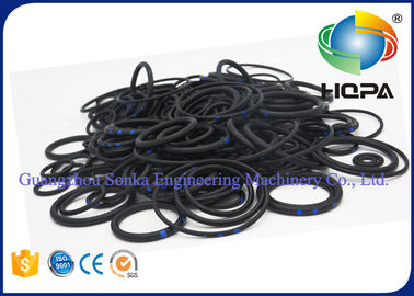 الصين Komatsu PC600-6 Valve Seal Kit Heating Resisting With PU Rubber Materials المزود